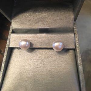 Jewelry - Genuine Pearl Earrings
